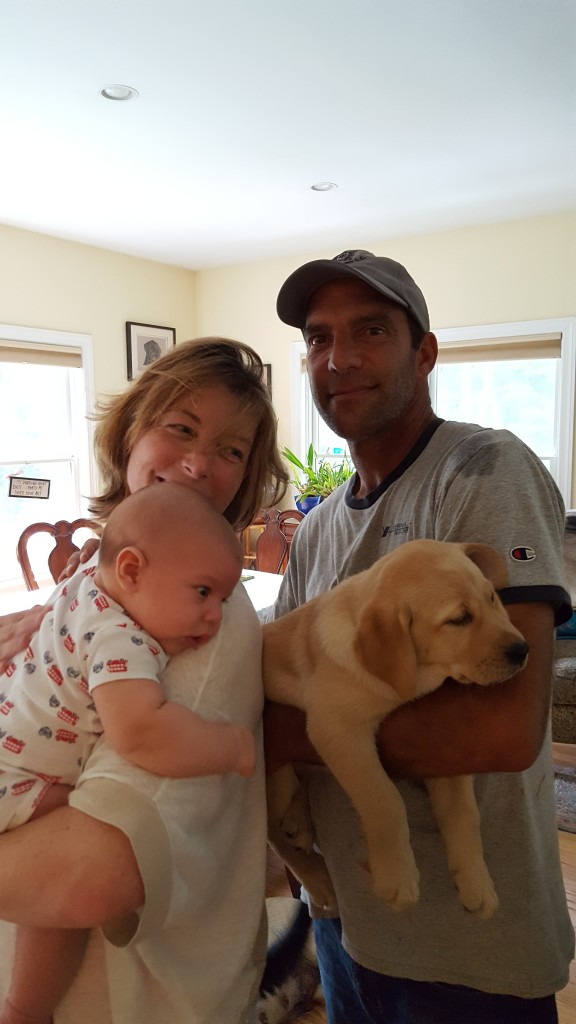 Maggie's new family
